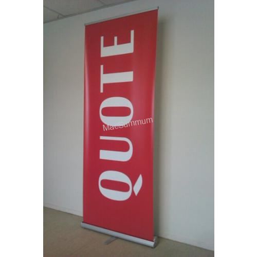 Rollup Display Allure 80x200