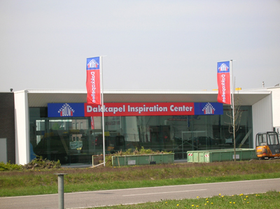 Vlaggen Dakkapel Inspiration Center